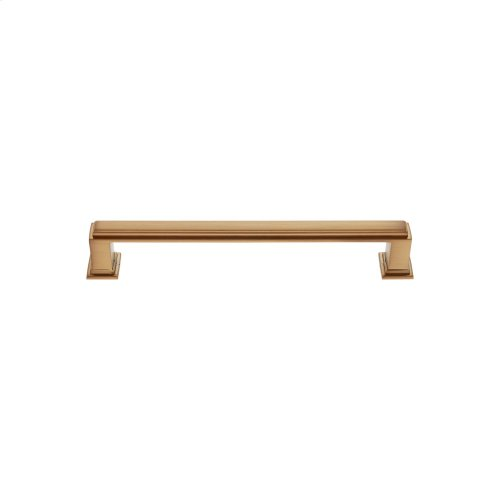 Satin Brass 160 mm c/c Marquee Pull