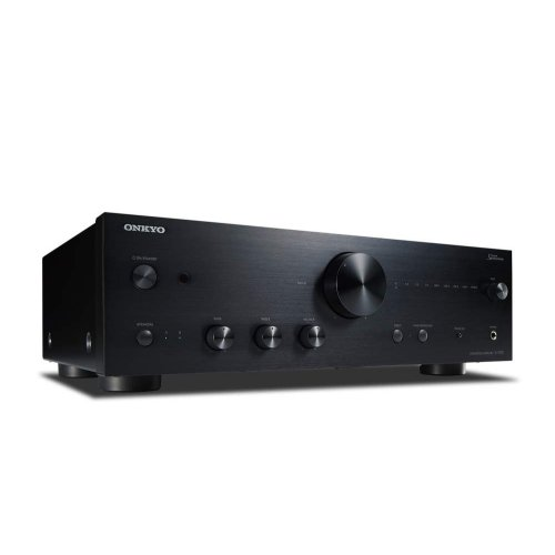 Integrated Stereo Amplifier
