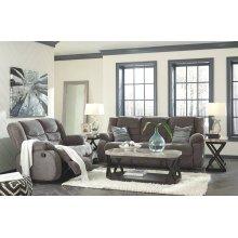 98606 Tulen Gray Reclining Sofa and Loveseat