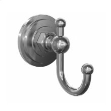 Savina Robe Hook - Polished Chrome