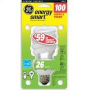 GE 26 Watt Soft White Spiral® Product Image