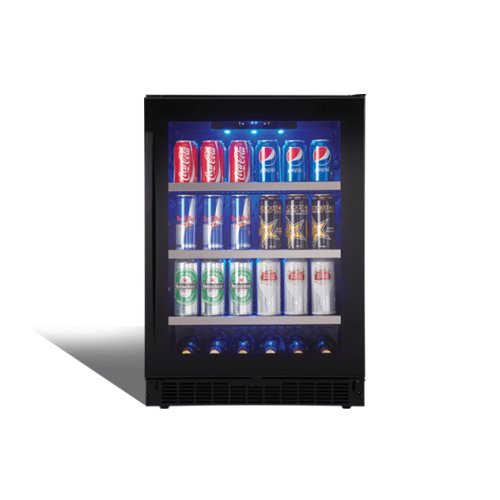 "Prague 24"" Single Zone Beverage Center"
