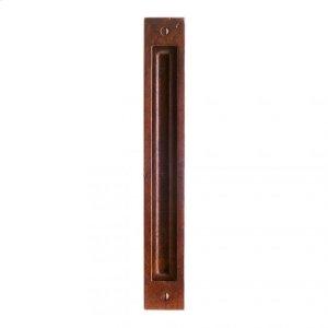 Rectangular Flush Pull - FP212 Silicon Bronze Brushed Product Image