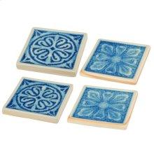 S/4 Belen Coasters