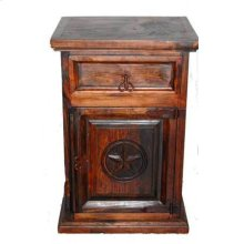 Dark Star Nightstand