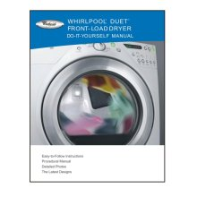 Do-It-Yourself Duet® Dryer Manual