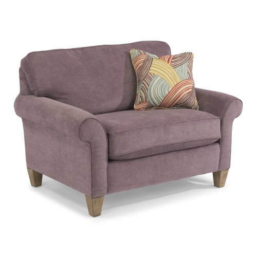 Westside Fabric Chair and a Half