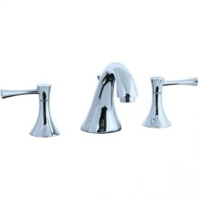 Brookhaven - 3 Hole Widespread Lavatory Faucet - Polished Chrome