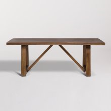 "Mendocino 84"" Rectangular Dining Table"