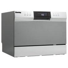 Danby 6 Place Setting Countertop Dishwasher