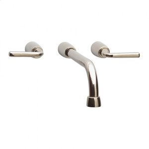 Wall Mount Faucet Silicon Bronze Brushed Product Image