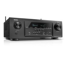 7.2 Channel Full 4K Ultra HD AV Receiver with 165W per channel, built-in HEOS wireless technology, Bluetooth®, Dolby Atmos, DTS:X, unparalleled music playback options, thanks to our built-in HEOS technology, Apple AirPlay 2, and Amazon Alexa voice compatibility for seamless control.