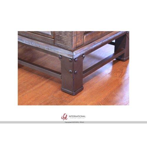 6/0 Low-profile Footboard / Rails