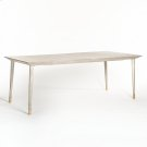 """Carter 84"""" Extendable Dining Table Product Image"""