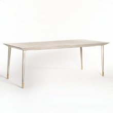 """Carter 84"""" Extendable Dining Table"""