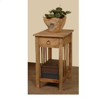 CC-TAB169S-SV  Cottage Narrow End Table