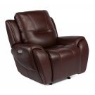 Trip Leather Power Gliding Recliner with Power Headrest Product Image