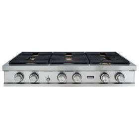 """48"""" Rangetop, Stainless Steel, Natural Gas"""