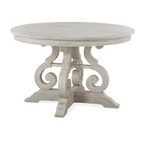 """48"""" Round Dining Table Product Image"""