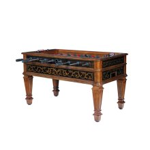 Elegant Scroll Foosball Table