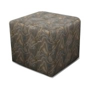 SoHo Living Castile Cocktail Ottoman with Casters 1857RC Product Image