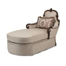 Platine de Royale Wood Trim Chaise Grp1 Opt2 Lt Espresso