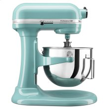 Professional HD Series 5 Quart Bowl-Lift Stand Mixer - Aqua Sky