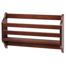 Magazine Rack : Chestnut