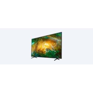 X800H  4K Ultra HD  High Dynamic Range (HDR)  Smart TV (Android TV)