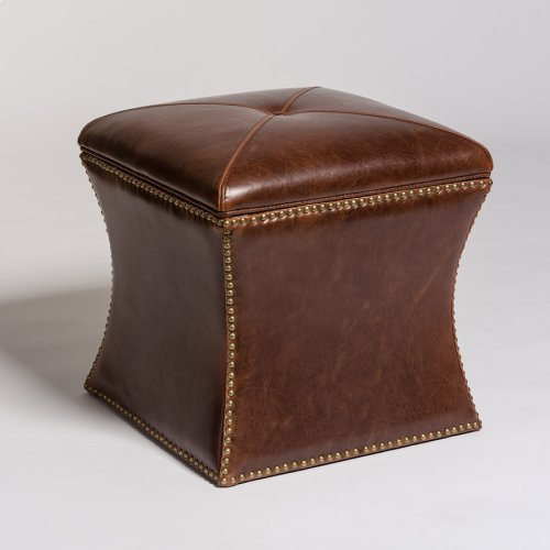 Manchester Cube Ottoman - 1 ONLY