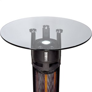 pureHeat TABLE  Elegant Outdoor Heater pureHeat TABLE