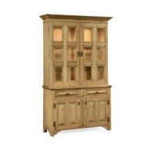 Tudorbethan Natural Oak China Cabinet