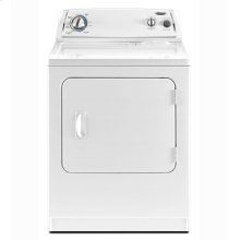 Traditional Electric Dryer with AutoDry system