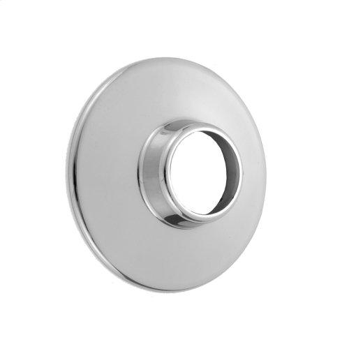 Matte Black - Round Escutcheon with Locking Set Screw