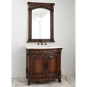 Provincial Petite Sink Chest - Dark Product Image