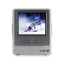 """9"""" Diagonal Combination TV/DVD"""