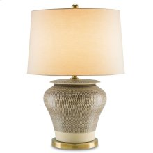 Winkworth Cream Table Lamp