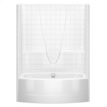 2603BSTCM - AFR Tub-Shower