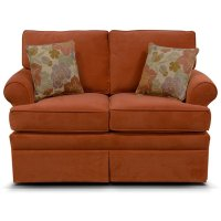 William Loveseat Glider 5330-88 Product Image