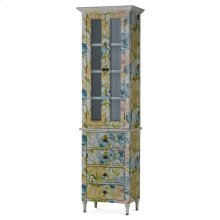 Jefferson Tall Bath Cabinet