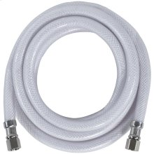 """PVC Ice Maker Connector with 1/4"""" Compression, 10ft"""