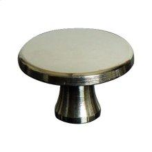Staub Accessories 1.25-inch Brass Knob nickel