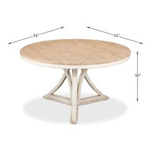 Flying Buttress Dining Table