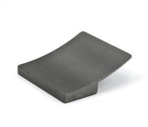 Curved Square Pull 32mm Bronze Product Image