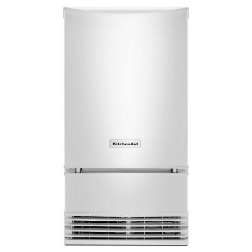 KitchenAid® 18'' Automatic Ice Maker - White