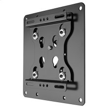 Small Flat Panel Fixed Wall Display Mount
