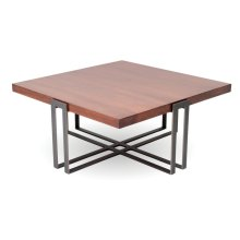 "Watson 42"" Square Cocktail Table"