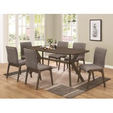 5 Piece Dining Set (Table and 4 Chairs)