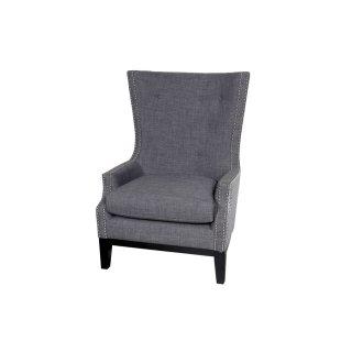 Draper High Back Accent Chair