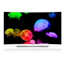 """Curved OLED 4K Smart TV - 55"""" Class (54.6"""" Diag)"""